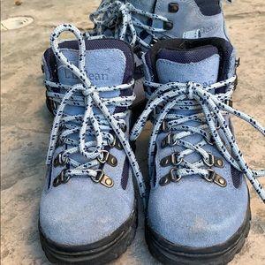 L.L. Bean Suede Gore-Tex Boots